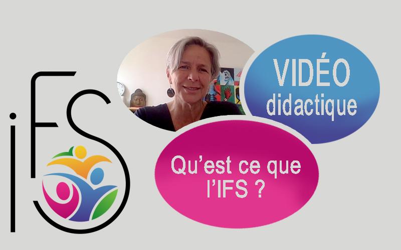 Qu'est-ce que la thérapie IFS ? C. Mesnier est interviewée par L. Grangette.